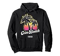 Coco Beach Florida City Native S Gift Shirts Hoodie Black