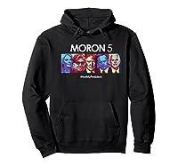 Funny Anti Trump Shirt Hate Donald Tshirt Impeach Hoodie Black