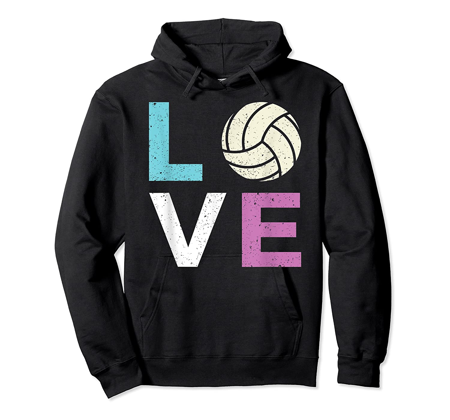 And A Volleyball Shirts Unisex Pullover Hoodie