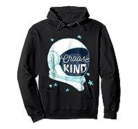 Choose Kindness T-shirt Hoodie Black