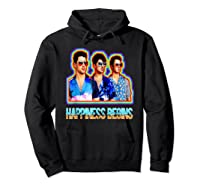 Happiness Begins Tour Music T Shirt Cool Jonas Shirt T Shirt Hoodie Black
