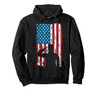 Veteran S Day Patriotic Usa Flag We Salute You Veterans T Shirt Hoodie Black