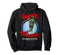 Jose Jalapeno Traverse City Mi T Shirt Hoodie Black