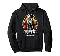 The Walking Dead Queen Carol T-shirt Hoodie Black