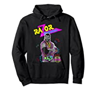 Wwe Nerds - Razor Ramon T-shirt Hoodie Black