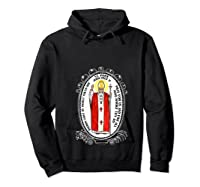 Saint Pope John Paul Ii Patron Of World Day T Shirt Hoodie Black