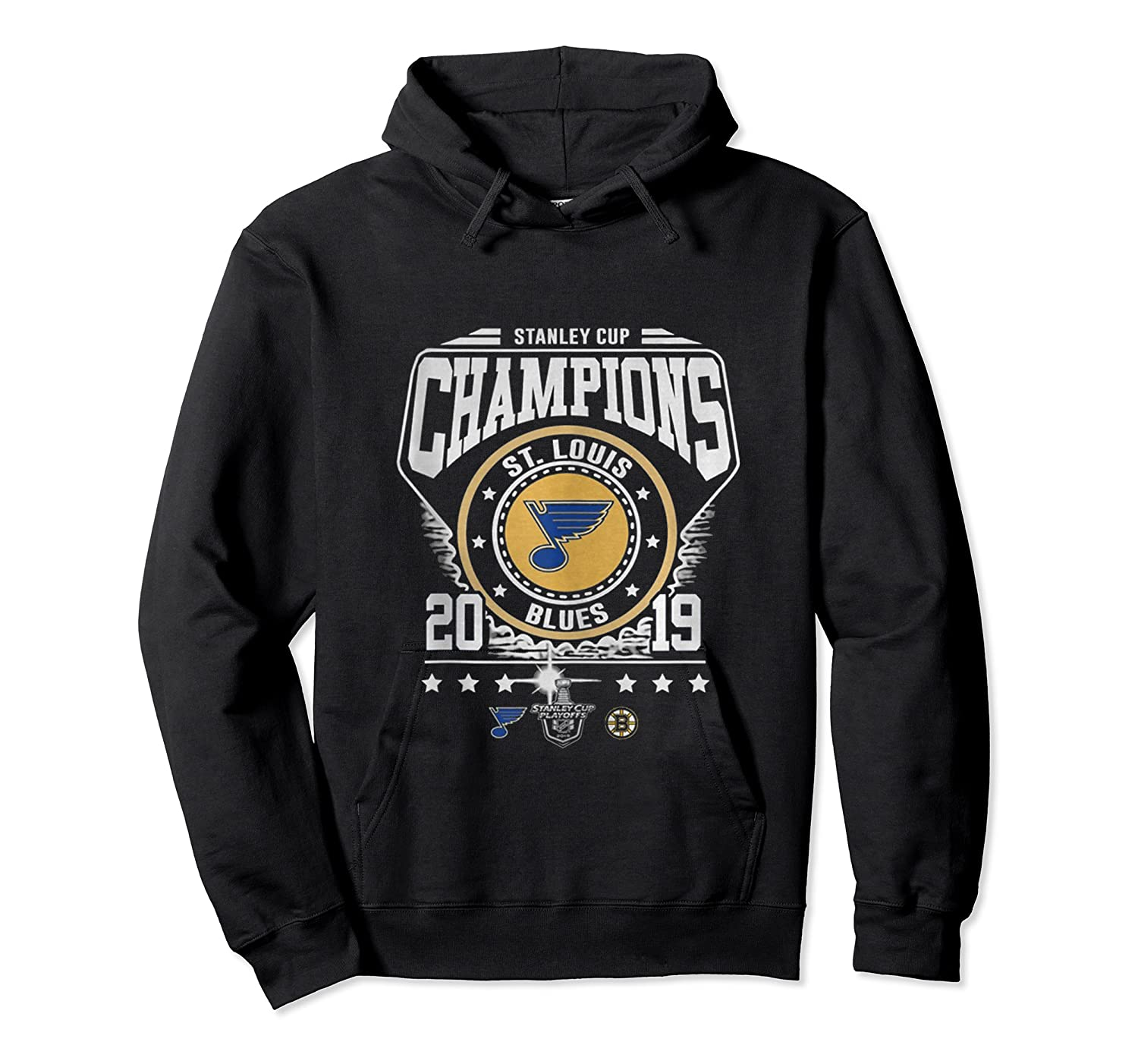 Best Gift Stanley St-louis Cup Blues Champions 2019 Tank Top Shirts Unisex Pullover Hoodie