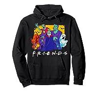 Friends Halloween Horror T Shirt Hoodie Black