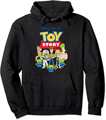 Toy Story 4 Hooded Tee