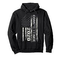 Competence 2020 American Flag Tshirt President Election Tee Hoodie Black