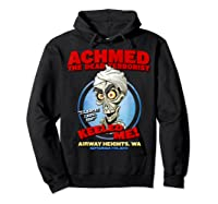 Achmed The Dead Terrorist Airway Heights Wa T Shirt Hoodie Black