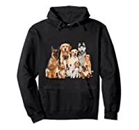If You Don T Believe They Have Souls Tshirt Dog Lover Gifts Hoodie Black
