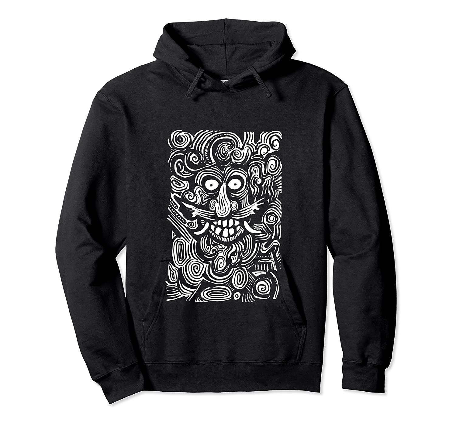 The Green Man Shirts Unisex Pullover Hoodie