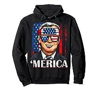 Joe Biden 2020 Merica 4th Of July Independence Day Usa T Shirt Hoodie Black