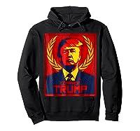 Comrade Trump Protest Resist Impeach Russia Propaganda Shirt Hoodie Black