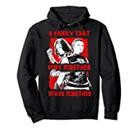 Black Widow Family That Spies Together Stays Together Shirts Hoodie Black