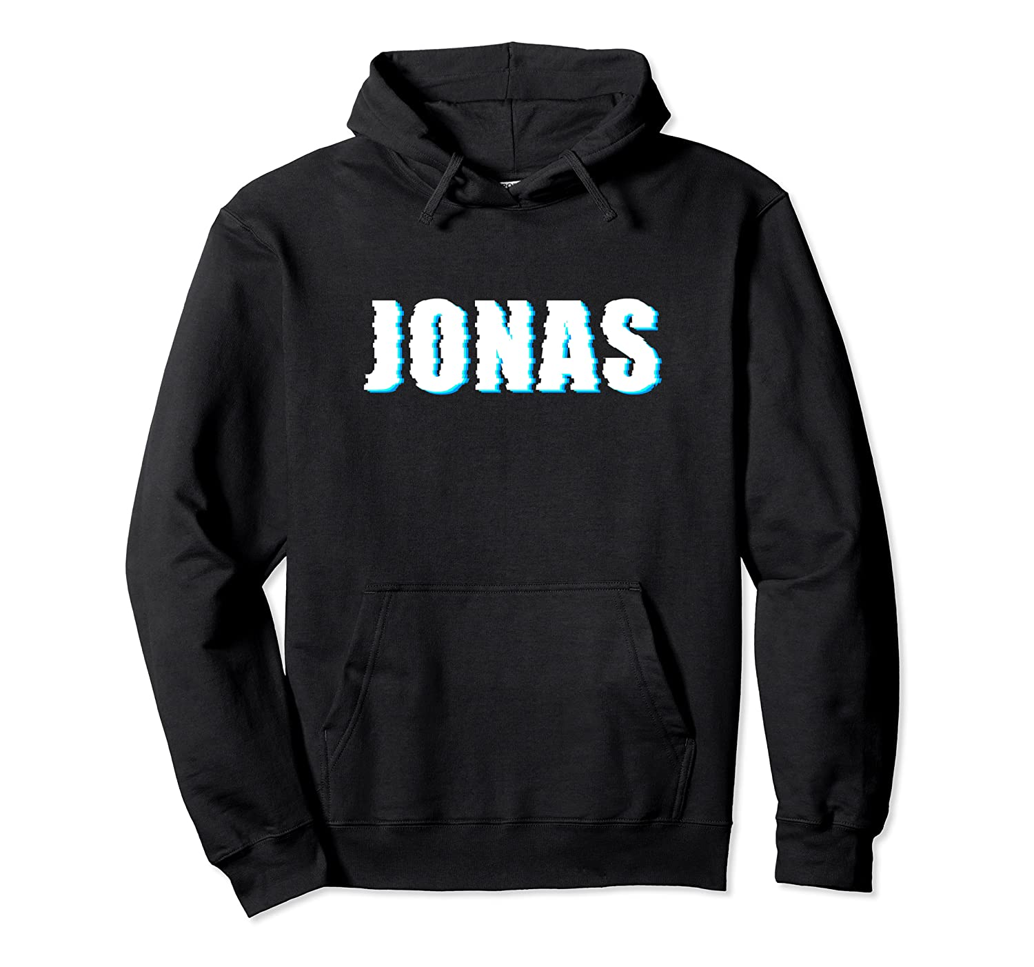 Jonas First Given Name Pride Funny Cool T Shirt Unisex Pullover Hoodie