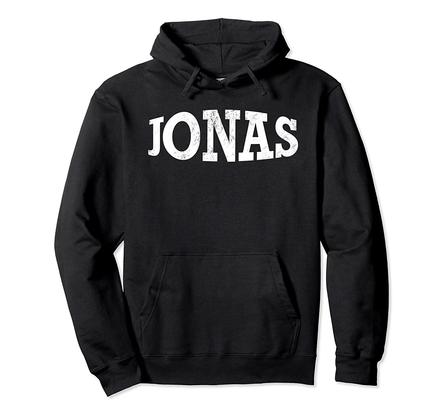 Jonas First Given Name Pride Funny Shirts Unisex Pullover Hoodie