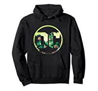 Green Lantern Dc Comics Logo Shirts Hoodie Black