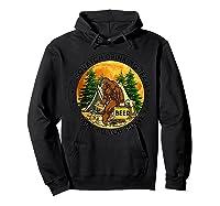 Sasquatch Drinking Team Drink Till You Believe Tshirt Hoodie Black