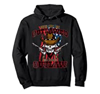 When The Guns Are Outlawed T Shirt For And  Hoodie Black