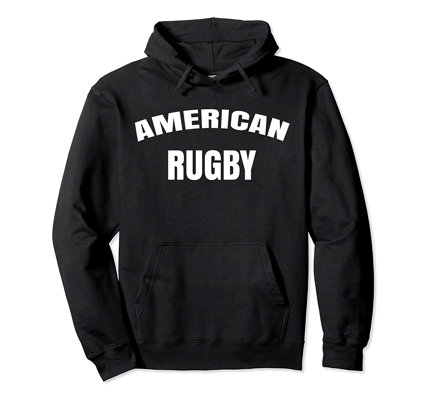 American Rugby T Shirt With Saying American Rugby T-shirt Unisex Pullover Hoodie