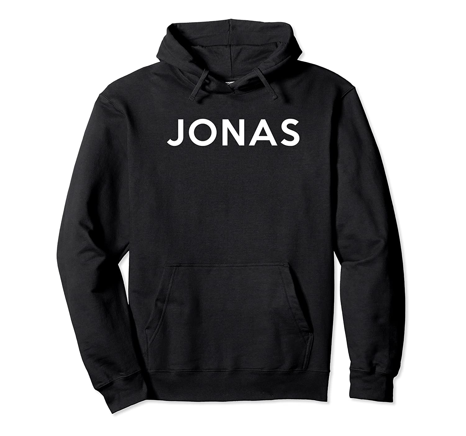 Jonas First Given Name Pride Funny The Original Shirts Unisex Pullover Hoodie