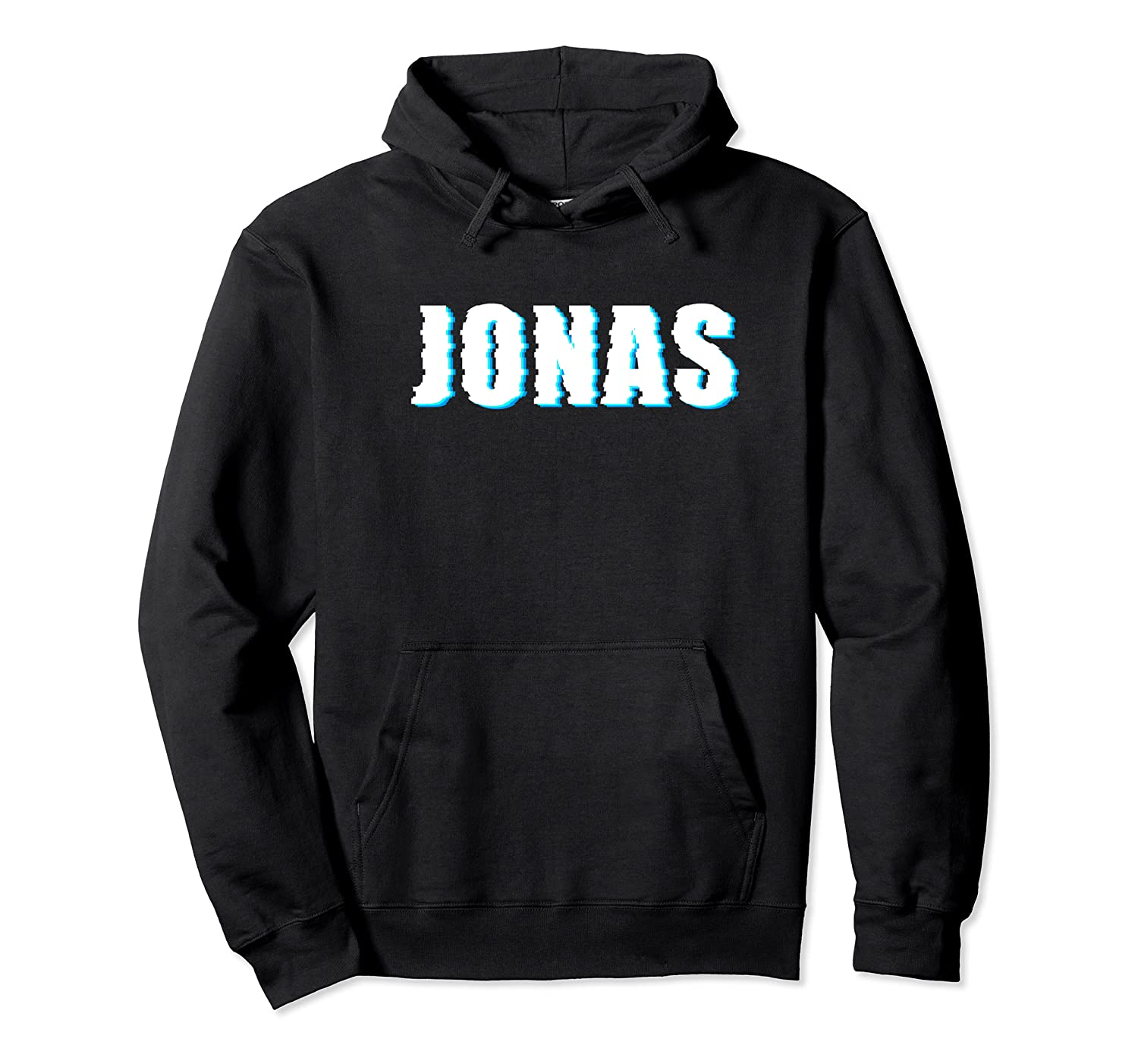 Jonas First Given Name Pride Funny Cool Shirts Unisex Pullover Hoodie