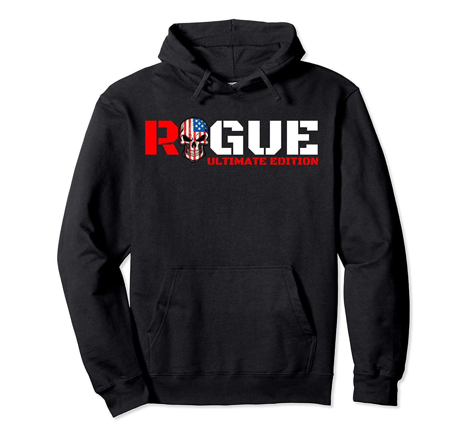 Rogue Cool Military Style Armed Forces Bad Boy Shirts Unisex Pullover Hoodie