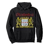 Oktoberfest Chicago Bavaria Germany T-shirt Hoodie Black