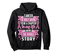 Breast Cancer Awareness Month Pink Ribbon Warrior T T Shirt Hoodie Black