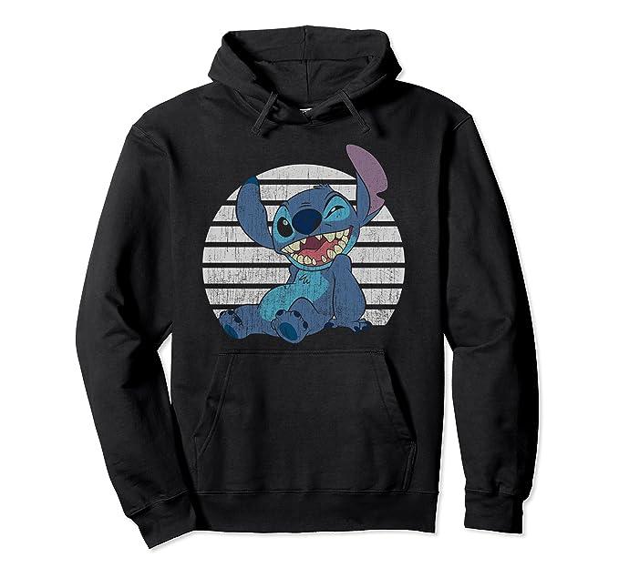 Disney Classic Winking Stitch Pullover Hoodie