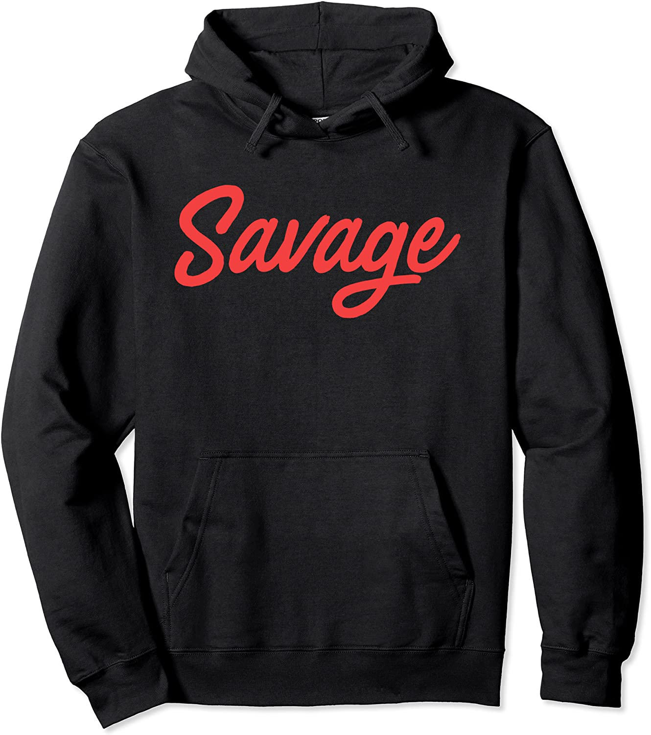 Savage Pullover Denver Mall Hoodie Max 65% OFF