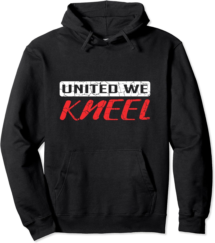 United We Kneel American ご注文で当日配送 5☆大好評 Hoodie Citizen Pullover