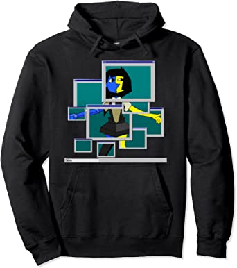 Ena Pop-Up Official Pullover Hoodie