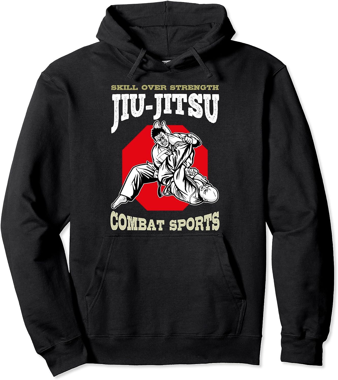 Combat Sports 新色追加 MMA Jiu-Jitsu Skill BJJ Bar Arm 着後レビューで 送料無料 Hoodie Pullover