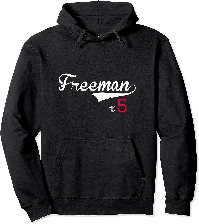Freddie Freeman Vintage Regular discount Gameday Hoodie Sale item Pullover