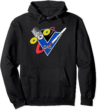 NASA Orbital Sciences Logo Sweat à Capuche