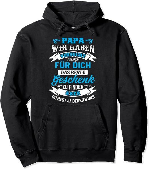 Vater und Tochter Shirt Partnerlook Dad Vatertag Geschenk Langarmshirt