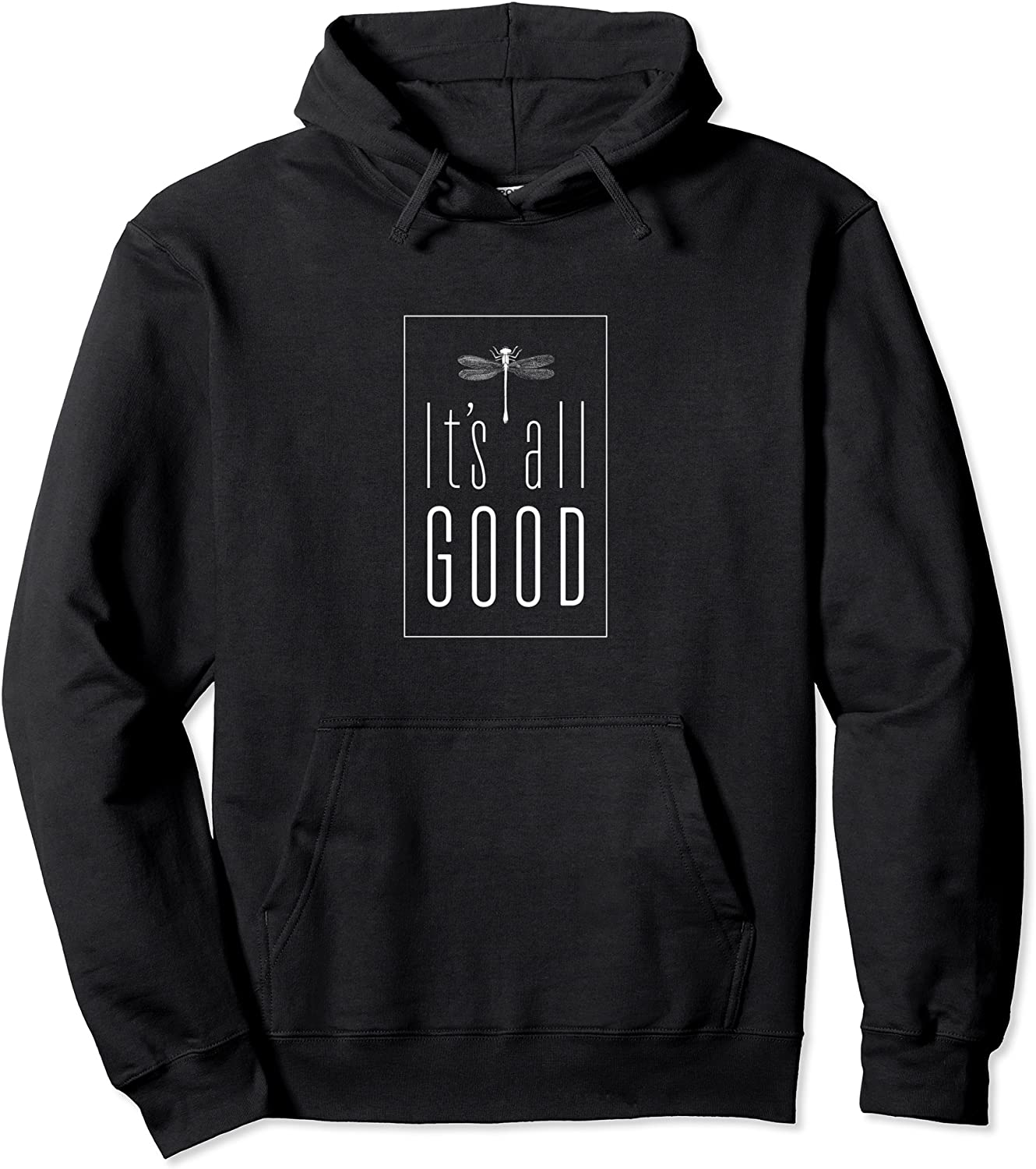 It's NEW before selling All GOOD Hoodie Regular store Dragonfly