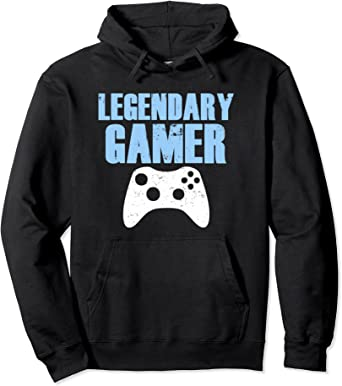 Hoodie Classic Video Game Funny Controller Game Lovers Gift