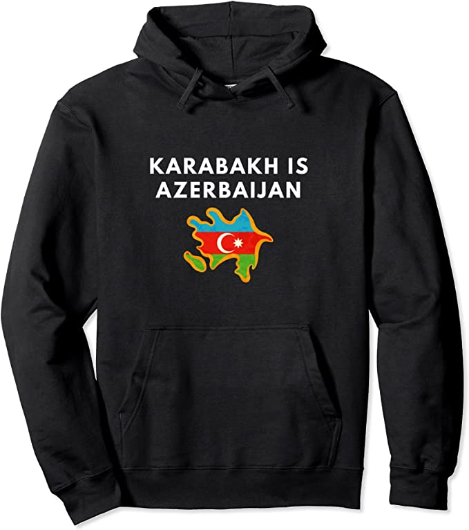 Stand with Artsakh Kids Hoodie