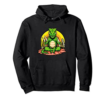 Amazon.com: Dino Yoga - Sudadera con capucha para yoga ...