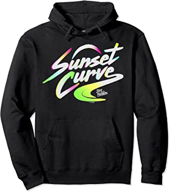 Sunset Curve Band MerchJulie And The Phantoms ® Unisex Hoodie