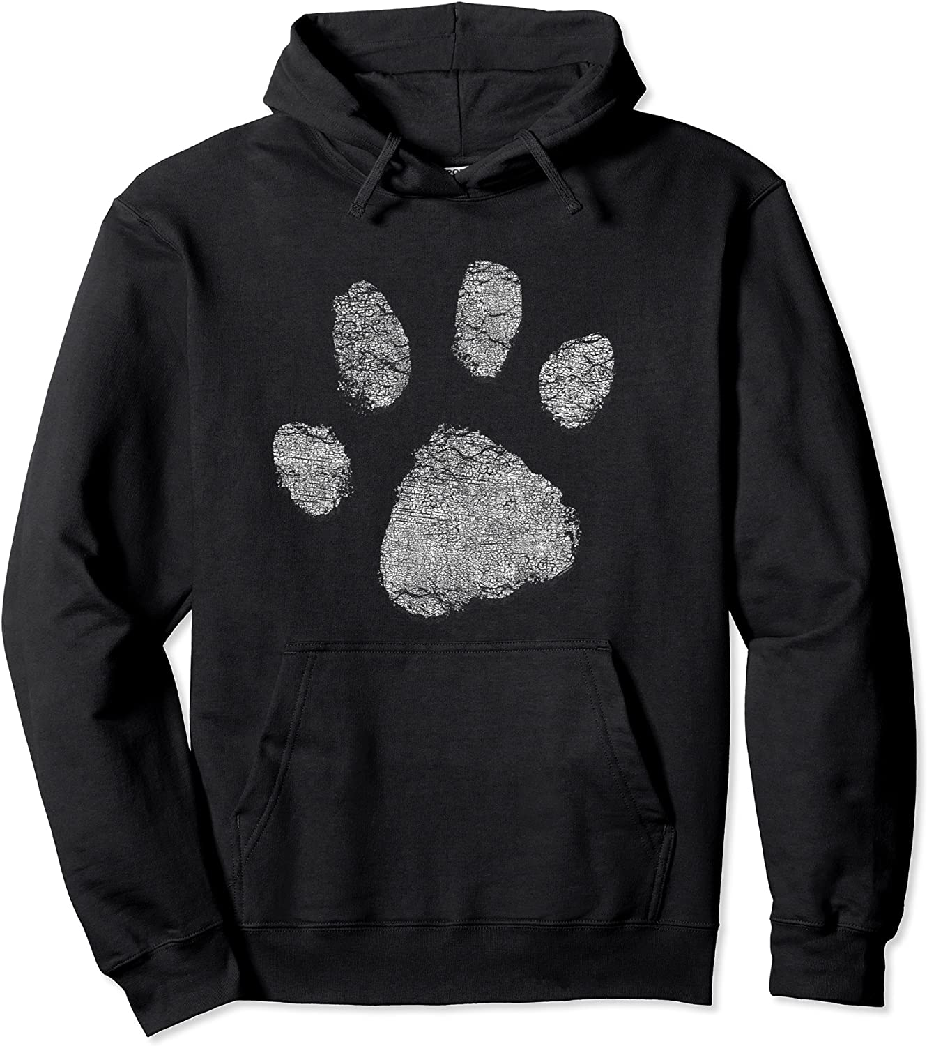 Dog Lovers Paw Print Factory outlet Mom Pullover 70% OFF Outlet Hoodie Dad