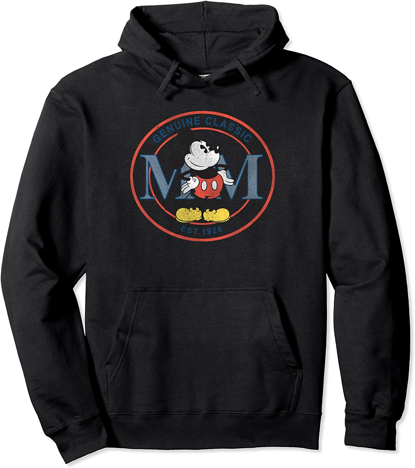 Disney Mickey Mouse Hoodie M NEW before selling Max 70% OFF Double