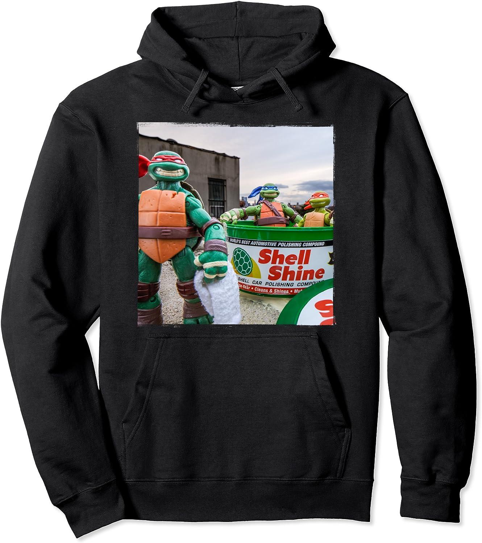 Rise of The Super beauty product restock quality top Teenage Turtle Mutant Ninja Philadelphia Mall Hoodie