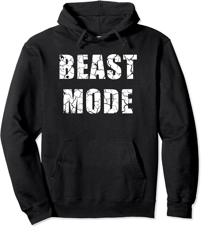 Beast trendy cool looking Sport Mode Pullover Hoodie