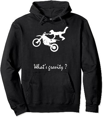 KSAE202 Kids Motocross Dirt Bike Hoodie Novelty Pullover Sweatshirt