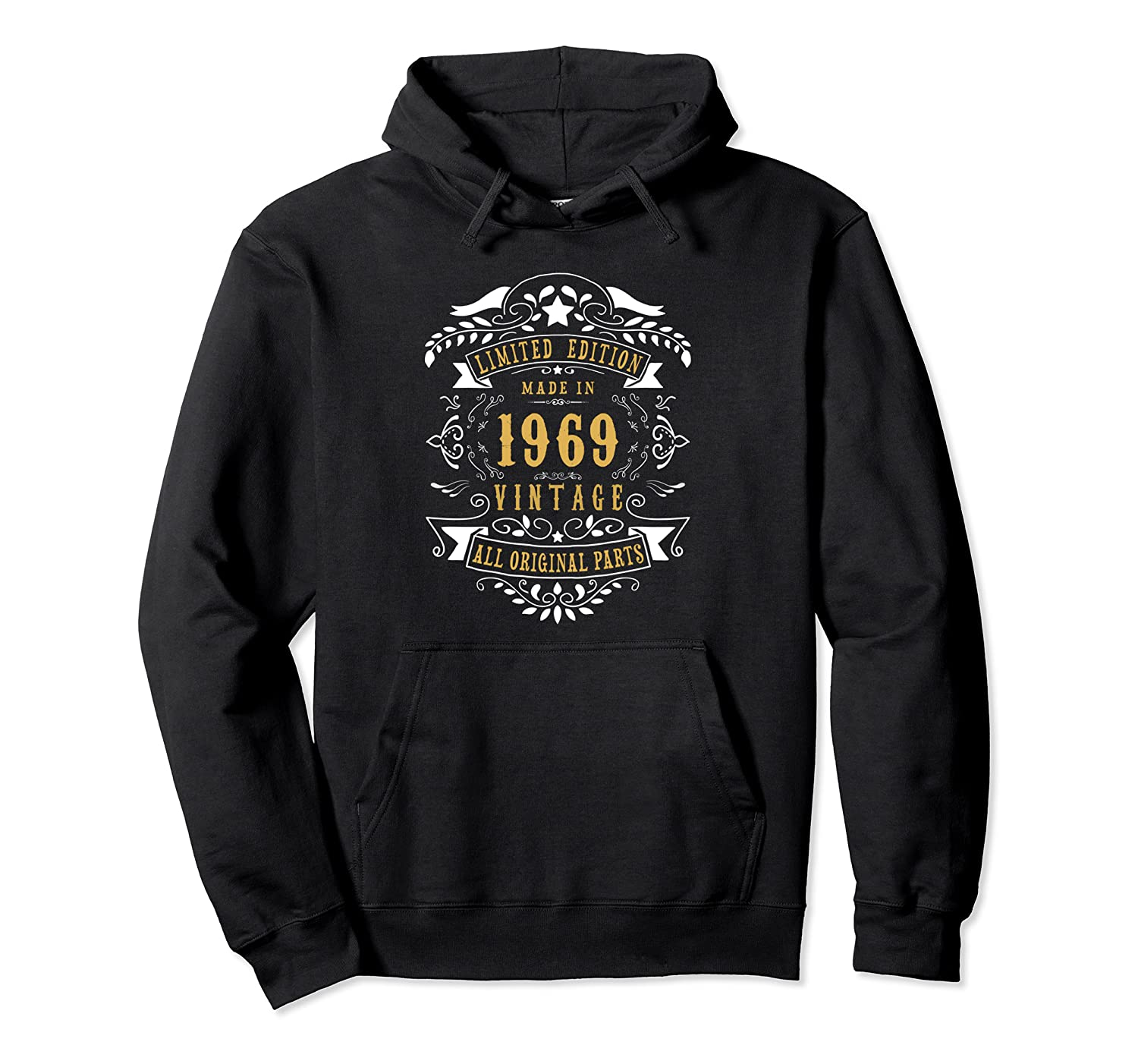 50 years old Made in 1969 50th Birthday Gift Hoodie